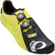PEARL iZUMi Pro Leader V4 Shoes Unisex black/lime